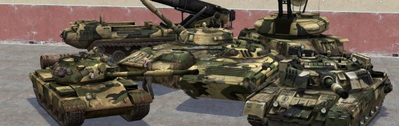 World in Conflict - USSR