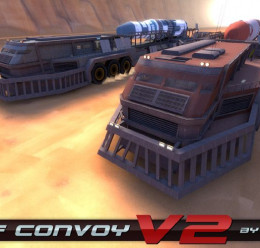 ctf_convoyv2.zip For Garry's Mod Image 1