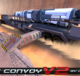 ctf_convoyv2.zip For Garry's Mod Image 3