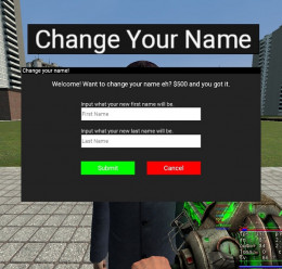 NameNPC (Renaming System) For Garry's Mod Image 2
