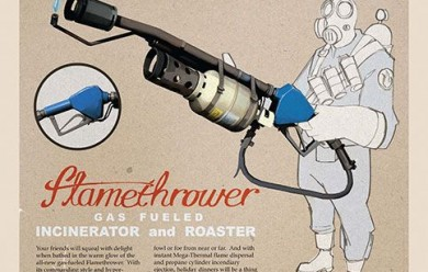 flamethrower_swep.zip For Garry's Mod Image 1