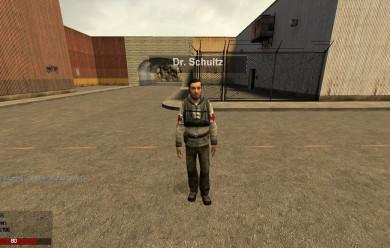 Officer Health Regen NPC For Garry's Mod Image 1
