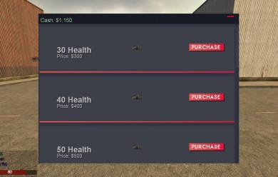 Officer Health Regen NPC For Garry's Mod Image 2