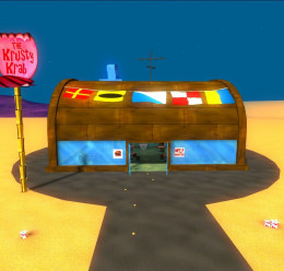 zs_krusty_krab.zip For Garry's Mod Image 1