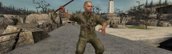 Nazi Zombie Hero Playermodels