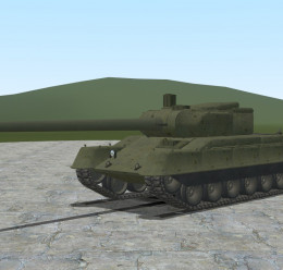 T-2 - ACF tank For Garry's Mod Image 1