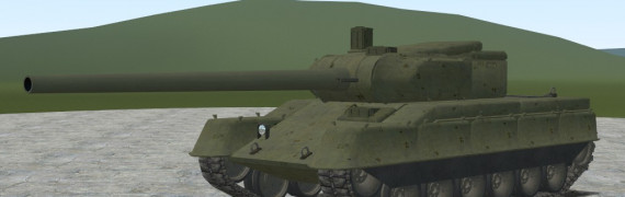 T-2 - ACF tank