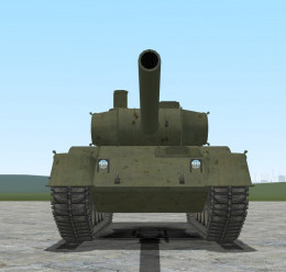T-2 - ACF tank For Garry's Mod Image 2