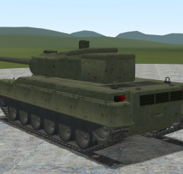 T-2 - ACF tank For Garry's Mod Image 3