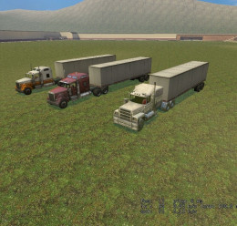 drivable_semi-trucks-v1-2.zip For Garry's Mod Image 1