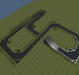 E2 Car Race Track For Garry's Mod Image 1
