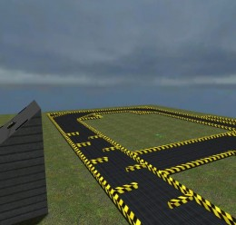 E2 Car Race Track For Garry's Mod Image 3