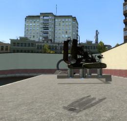 Slooow GunShip 2 in 1 For Garry's Mod Image 1