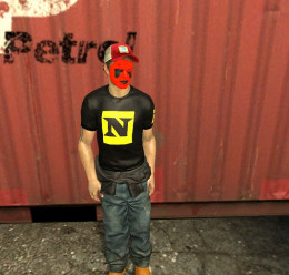 Minimole Red Face For Garry's Mod Image 1