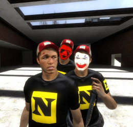 Minimole Red Face For Garry's Mod Image 3