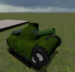Tank GM1 For Garry's Mod Image 3