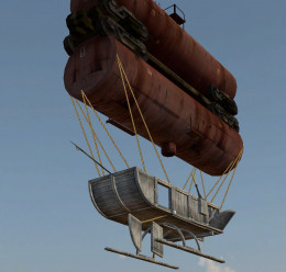 Wooden Airship Wars Pack 1 For Garry's Mod Image 2
