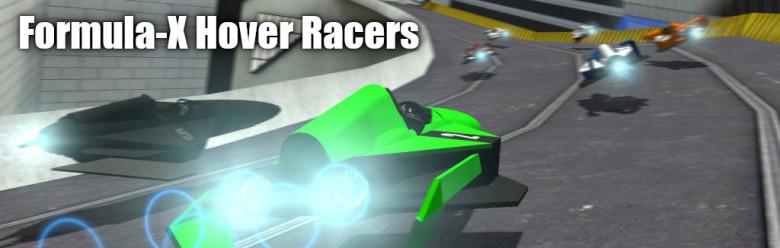 Formula-X Hover Racers For Garry's Mod Image 1