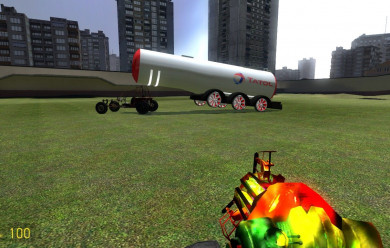 Drivable Explodable For Garry's Mod Image 1