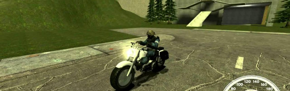 Turve's Free Motorcycle