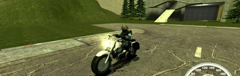 Turve's Free Motorcycle For Garry's Mod Image 1