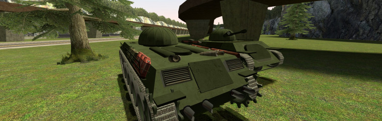 P0P0 Tank pack For Garry's Mod Image 1
