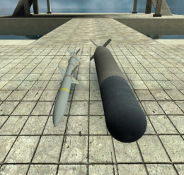 Amraam Missile Launcher (AML) For Garry's Mod Image 3
