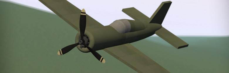 Meta's Mini WW2 Plane For Garry's Mod Image 1