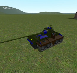 M1 Heavy Gun Carriage For Garry's Mod Image 3