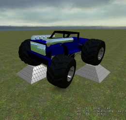 monster_truck_01.zip For Garry's Mod Image 2