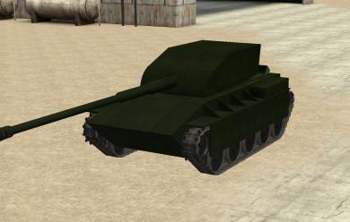 M52C Heavy Tank (Daktank) For Garry's Mod Image 1