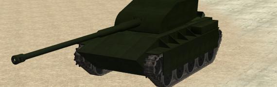 M52C Heavy Tank (Daktank)