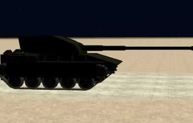 M52C Heavy Tank (Daktank) For Garry's Mod Image 2