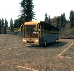 Cipher's Coaches | Zeitaku Bus For Garry's Mod Image 2