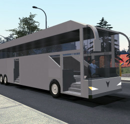 Cipher's Coaches | Hirachi Bus For Garry's Mod Image 1