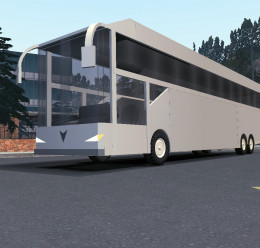 Cipher's Coaches | Hirachi Bus For Garry's Mod Image 2