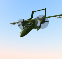 "OV-10 ""Bronco"" For Garry's Mod Image 1"