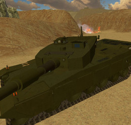 Official Tank Type-90 ACF-ACE For Garry's Mod Image 1
