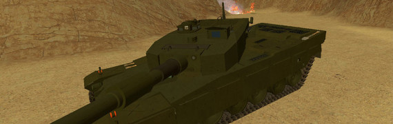 Official Tank Type-90 ACF-ACE