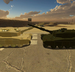 Official Tank Type-90 ACF-ACE For Garry's Mod Image 2