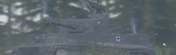 GruppeFehrmann Tiger Tank ACF