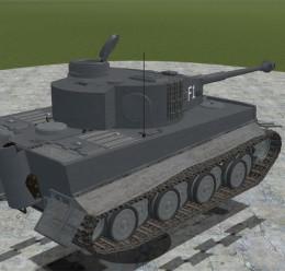 GruppeFehrmann Tiger Tank ACF For Garry's Mod Image 3