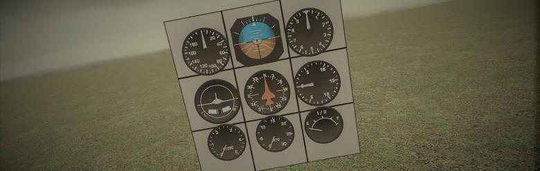 Aviation instrument For Garry's Mod Image 1