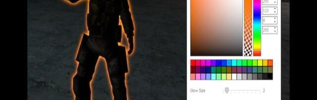 Edge Glow Tool For Garry's Mod Image 1