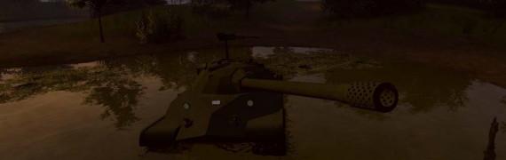 ACF Tank IS-7
