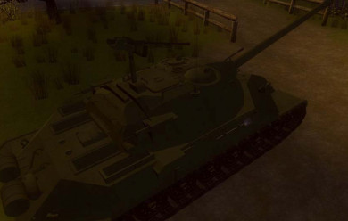 ACF Tank IS-7 For Garry's Mod Image 2