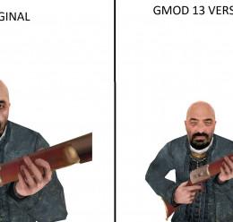 Original HL2 Models[REPLACE] For Garry's Mod Image 1
