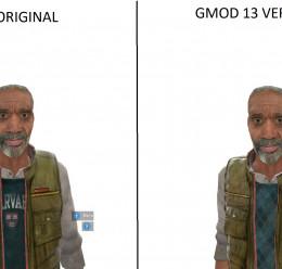 Original HL2 Models[REPLACE] For Garry's Mod Image 2