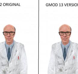 Original HL2 Models[REPLACE] For Garry's Mod Image 3