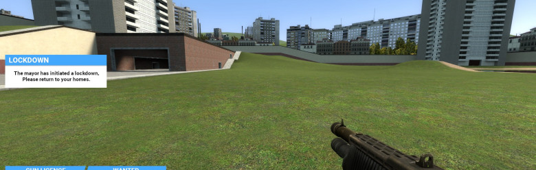 FlatHUD (Modern HUD) For Garry's Mod Image 1